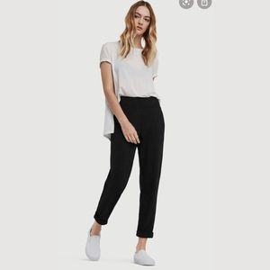 Kit and Ace Mulberry Pant Black